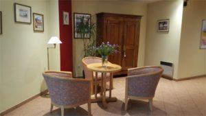 Petit salon - Résidence avec services à Rennes